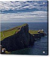 Neist Point Lighthouse Acrylic Print