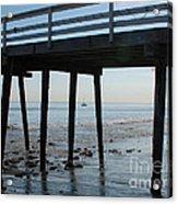 New Photographic Art Print For Sale Paradise Cove Acrylic Print