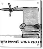 New Yorker November 30th, 1992 Acrylic Print