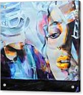 4 Non Blondes - Linda Perry Acrylic Print