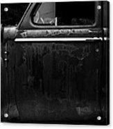 Old Junker Car Acrylic Print