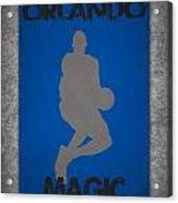 Orlando Magic Acrylic Print