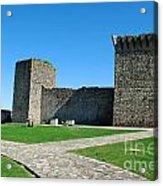 Ourem Castle Acrylic Print