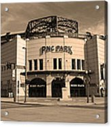 Pnc Park - Pittsburgh Pirates Acrylic Print