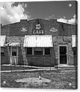 Route 66 Cafe Acrylic Print