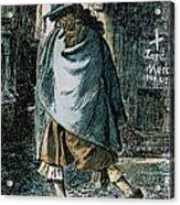 Samuel Pepys (1633-1703) Acrylic Print
