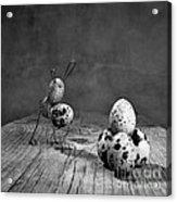 Simple Things Easter Acrylic Print