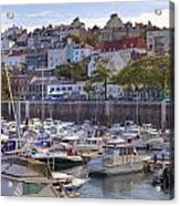 St Peter Port - Guernsey Acrylic Print
