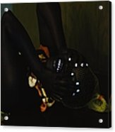 The Black Victorian Acrylic Print