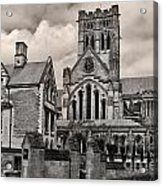 The Cathedral Of St John The Baptist Acrylic Print