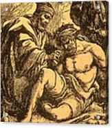The Good Samaritan Acrylic Print