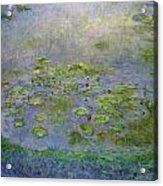 The Water Lilies 4 Acrylic Print