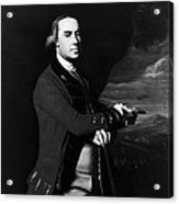 Thomas Gage (1721-1787) Acrylic Print