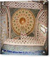 Topkapi Sarayi Palace Istanbul Turkey Acrylic Print
