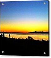 Sunset IIi Acrylic Print