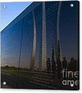 Us Air Force Memorial Acrylic Print