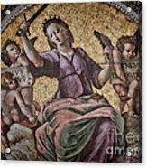 Vatican Art Acrylic Print