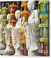 Vietnamese Temple Shrine Acrylic Print