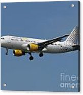 Vueling Airbus A320 Acrylic Print