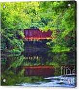 Washingtonville Ny Acrylic Print