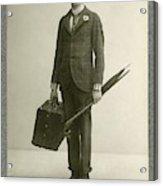 William Hodge (1874-1932) Acrylic Print
