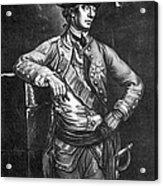 William Howe (1729-1814) Acrylic Print