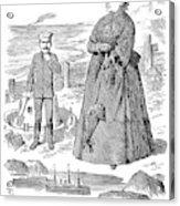 William II Of Germany (1859-1941) Acrylic Print