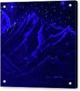 Cosmic Light Series Acrylic Print