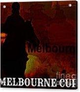 Melbourne Cup Acrylic Print