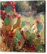 Oil Painting Acrylic Print