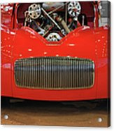 '41 Willy's Coupe Street Rod Acrylic Print