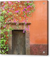 Mexico, San Miguel De Allende Acrylic Print