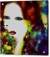 Alexandrine Acrylic Print