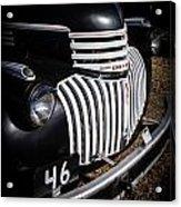 '46 Chevy Acrylic Print