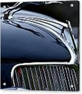 Classic Ford Detail Acrylic Print