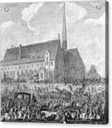 French Revolution, 1789 Acrylic Print