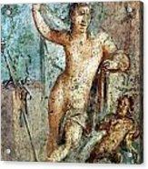 Naples Archeological Museum Roman Art Acrylic Print