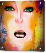 Ghislaine Acrylic Print