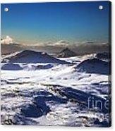 Aerial Photo Acrylic Print
