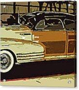 '48 Chevy Cool Acrylic Print