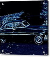 49 Packard Survived Acrylic Print