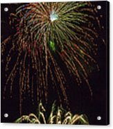 4th July #2 Acrylic Print