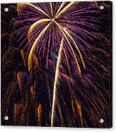 4th July #9 Acrylic Print