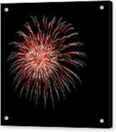 4th Of July 4 Acrylic Print