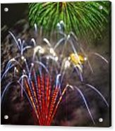 4th Of July Through The Lens Baby Acrylic Print