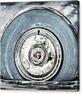 1956 Ford Thunderbird Spare Tire Acrylic Print