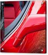 2014 Chevrolet Corvette C7  Acrylic Print