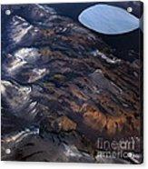 Aerial Photography Acrylic Print