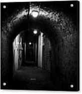 Alley Of Melancholy. Iseo Acrylic Print