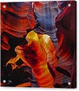 Antelope Canyon - Arizona Acrylic Print